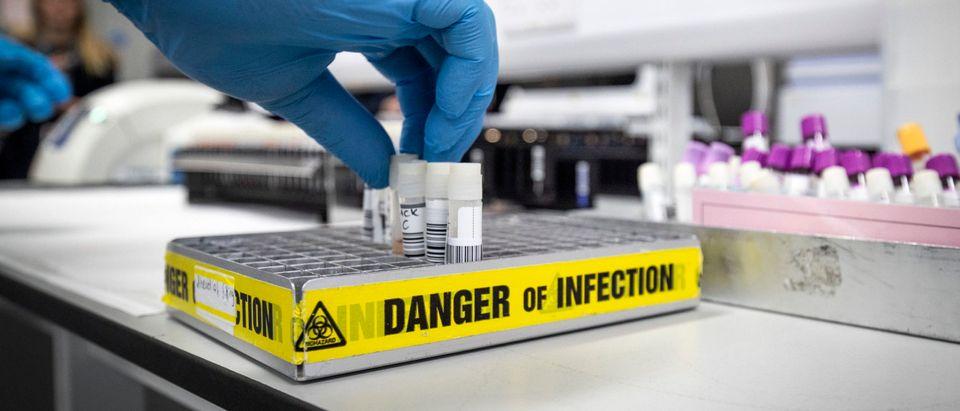 Coronavirus Testing Laboratory In Glasgow