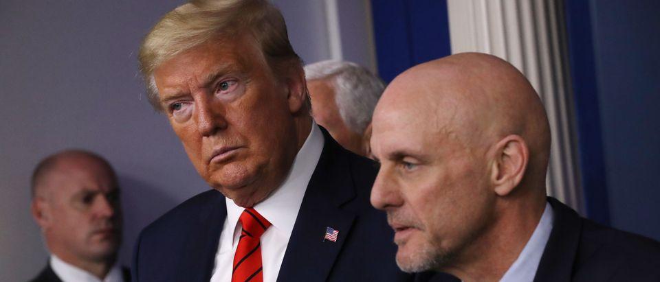 White House Coronavirus Task Force Holds Daily Briefing