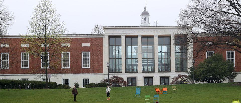 John Hopkins University - Getty Images