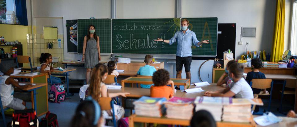 GERMANY-HEALTH-VIRUS-SCHOOL
