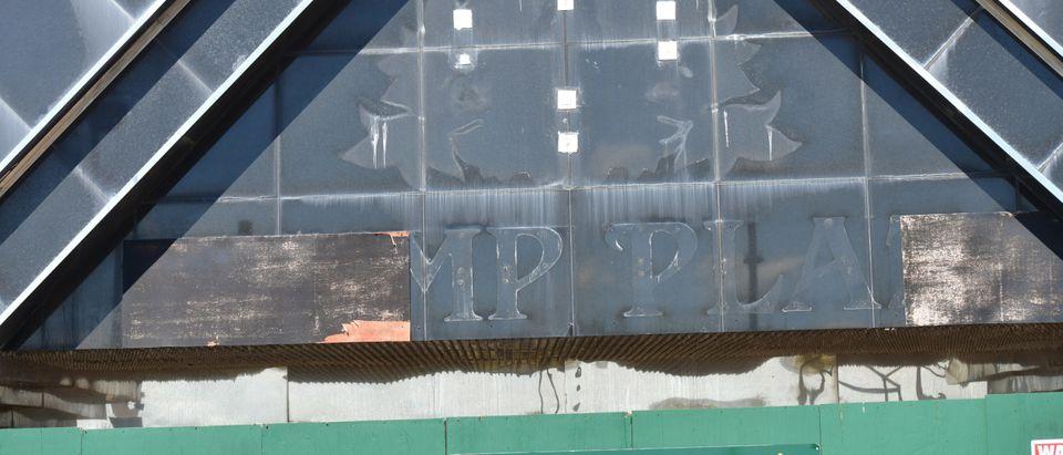 Atlantic City Prepares For Demolition Of Trump Plaza Hotel And Casino