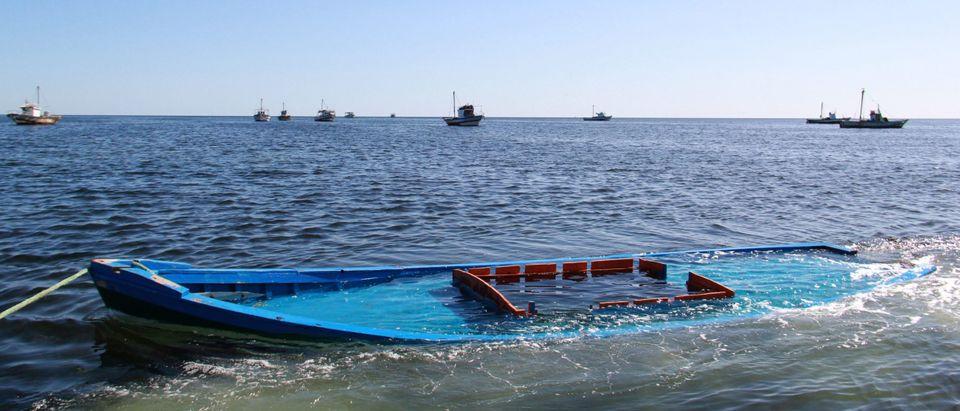 TUNISIA-EUROPE-MIGRANTS-ACCIDENT