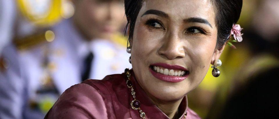 THAILANDS-POLITICS-ROYALS