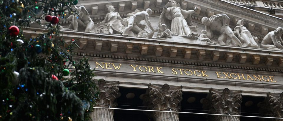 US-STOCK-EXCHANGE-MARKET