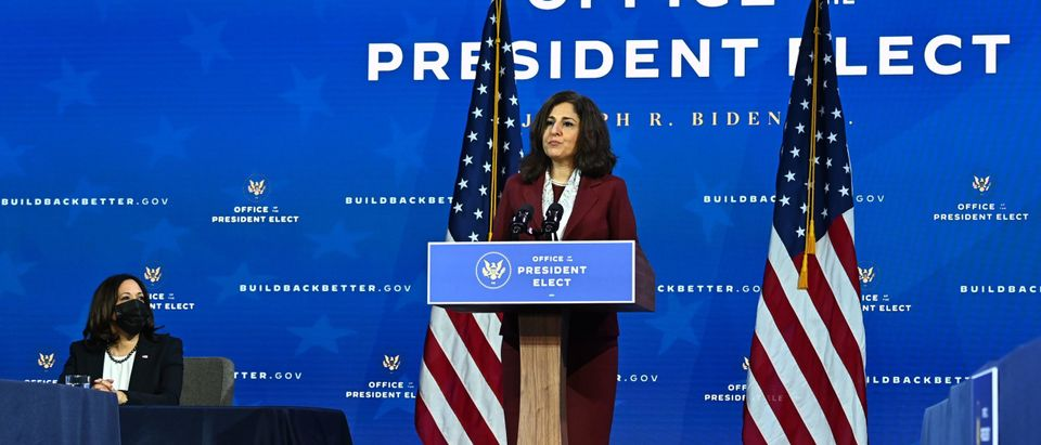 Neera Tanden Is Under Fire For Foreign And Corporate Ties