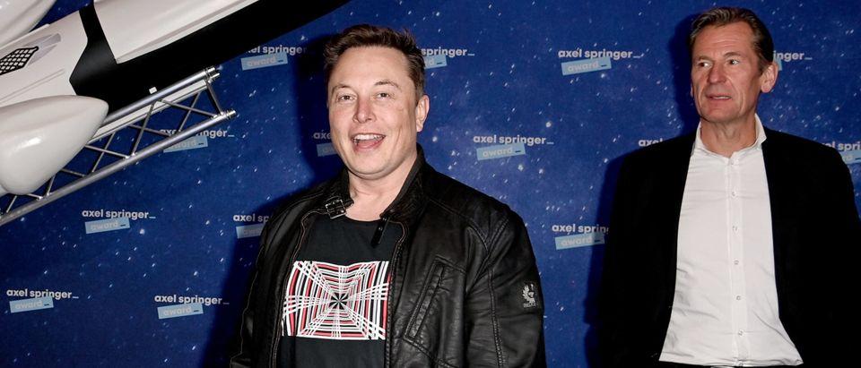 Elon Musk Leaves California For Texas