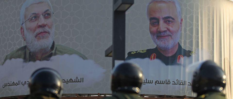 US Embassy In Baghdad Reducing Staff Ahead Of Anniversary Of Qasem Soleimani Death