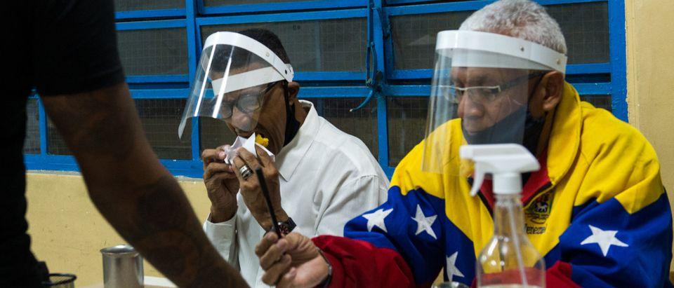 Maduro Allies Regain Power In Venezuelan Congress In Contested Election