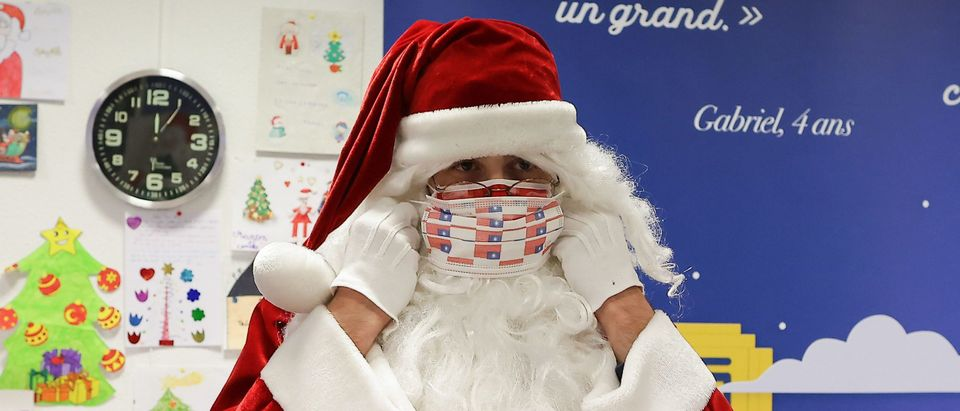 Santa Infects 75 With COVID-19 At Belgian Nursing Home