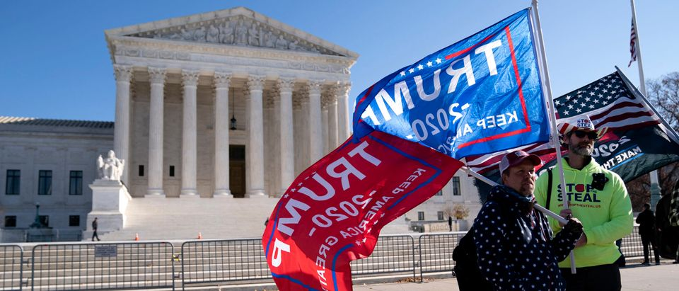 Texas Challenges Election Results at Supreme Court