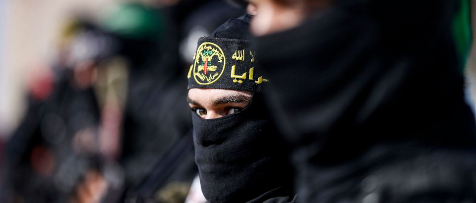Terrorist Groups In Gaza Conduct Joint Drill