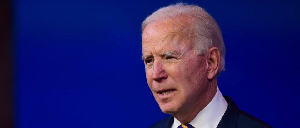 President-Elect Biden Delivers Remarks On Nation's COVID-19 Crisis