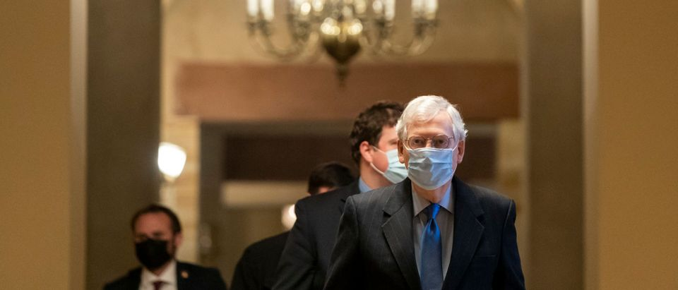 Senate Returns To Capitol Hill To Resume Debate On Overriding Veto Of NDAA