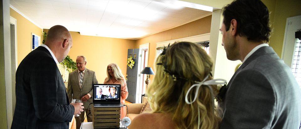 Virtual Weddings On The Rise Amid Coronavirus Pandemic