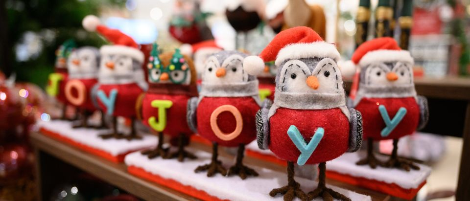 British Retail Consortium Urge Shoppers To Buy Early For Christmas