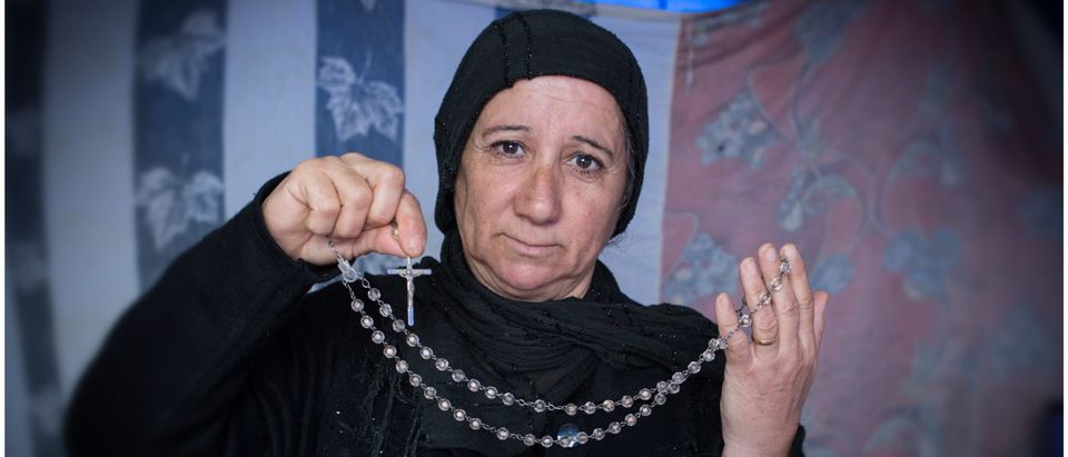 Displaced Iraqi Christians Identify Their Most Treasured Material Possession