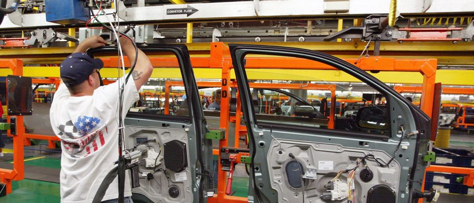 New Ford Plant Features Flexible Manufacturing System