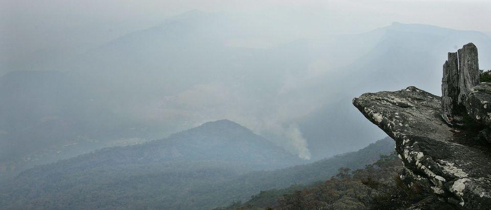 Grampians Bushfire Aftermath