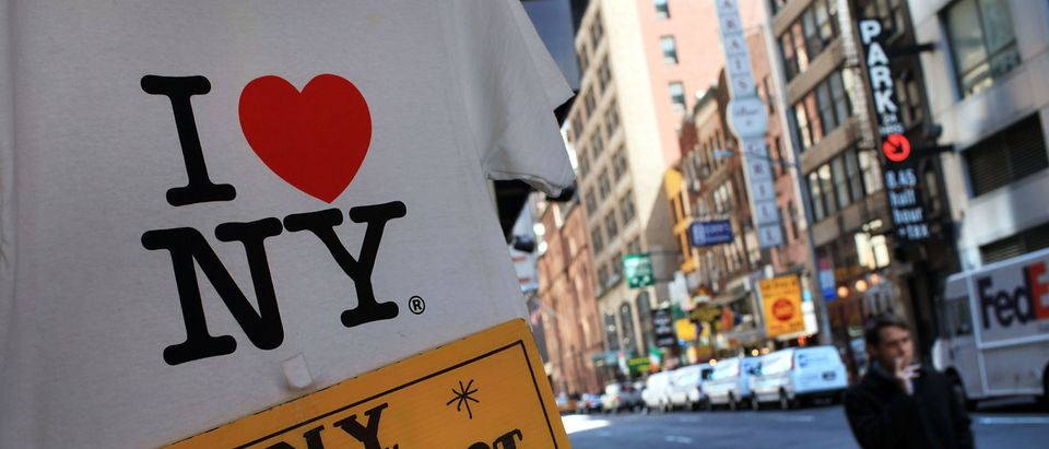 """State Cuts Funds To New York's """"I Love New York"""" Tourism Office"""