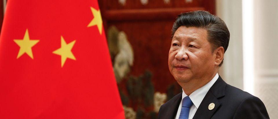 HANGZHOU : CHINA 09:05:2016 President of the People's Republic of China, Xi Jinping during the G20 summit in Hangzhou, China. By Gil Corzo. Shutterstock.