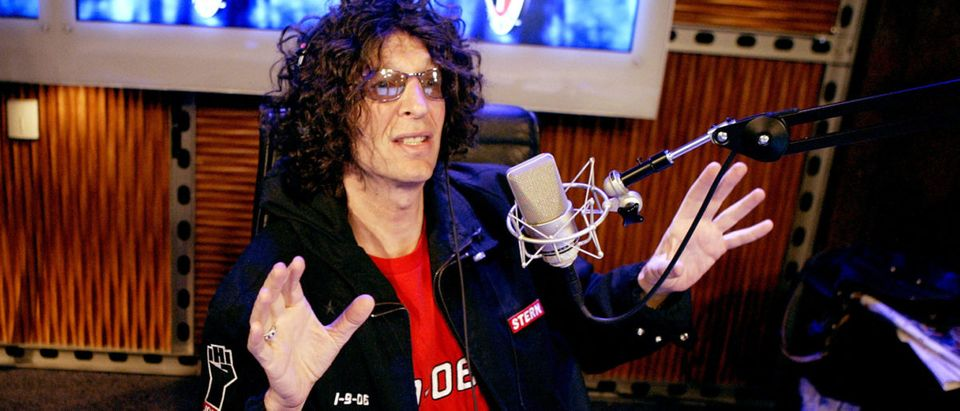Stern Debuts On Sirius Radio
