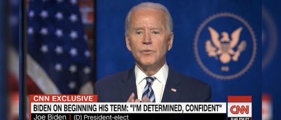 Joe Biden Interview