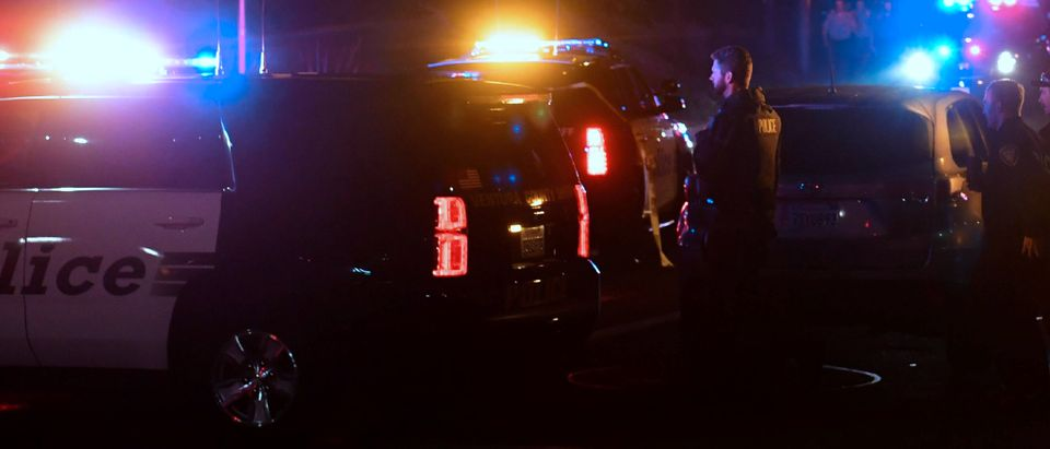 LA Murder Police Photo