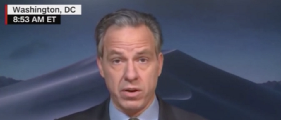 Jake Tapper reflected on his interview with Joe Biden and Kamala Harris on Friday. (Screenshot CNN, New Day)