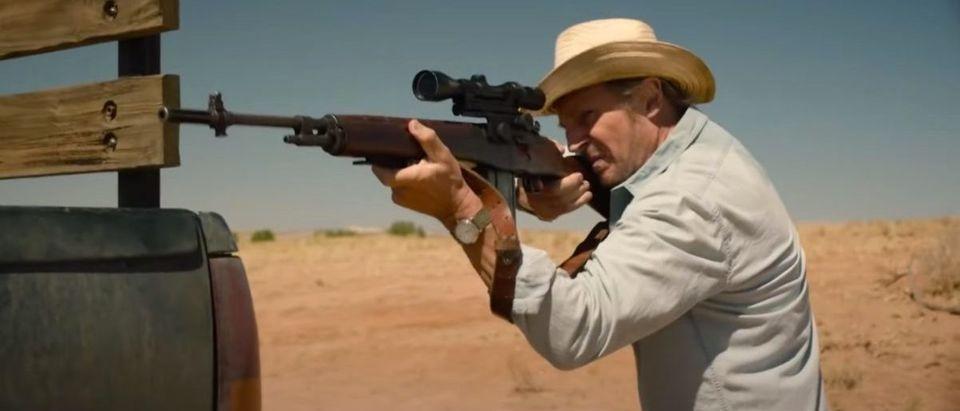 The Marksman (Credit: Screenshot/YouTube https://www.youtube.com/watch?v=lEBPNi4bEbc)