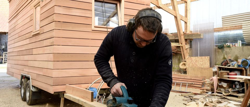 Officials Turn To Tiny Homes For Affordable Housing