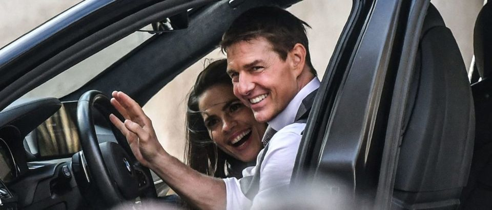 ITALY-US-CINEMA-MISSION-IMPOSSIBLE-CELEBS-CRUISE