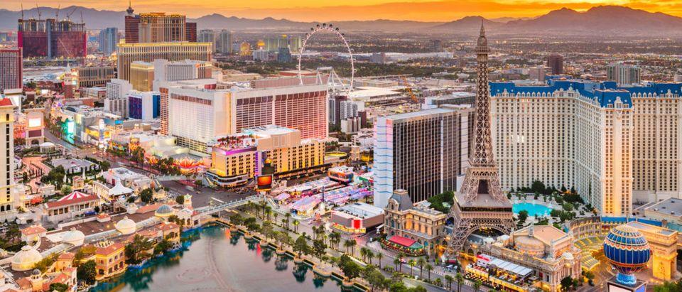 Las Vegas (Credit: Shutterstock/Sean Pavone)