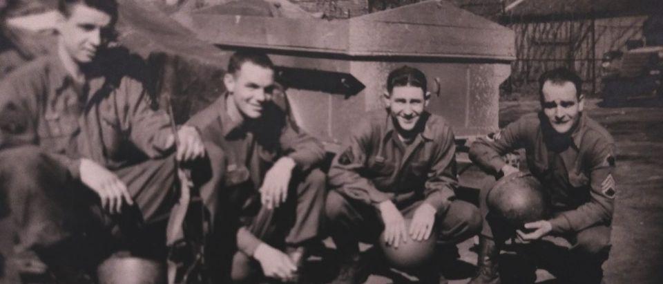 Battle of the Bulge, 1944. Virginia Kruta/The Daily Caller