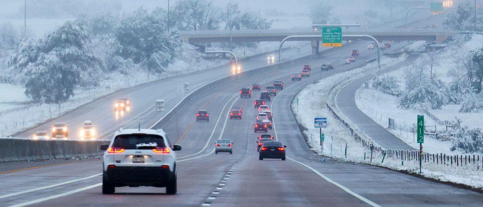 Early Season Winter Storm Blankets Colorado In Snow