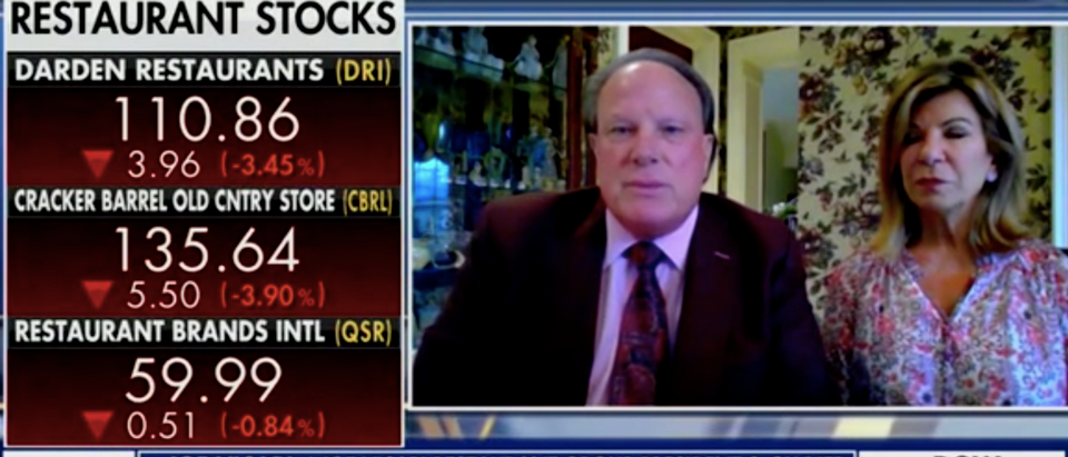 Screenshot/Fox Business