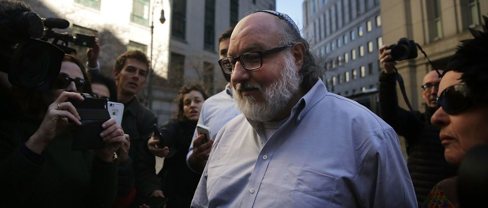 Former Spy Jonathan Pollard Was Welcomed In Israel By Prime Minister Benjamin Netanyahu