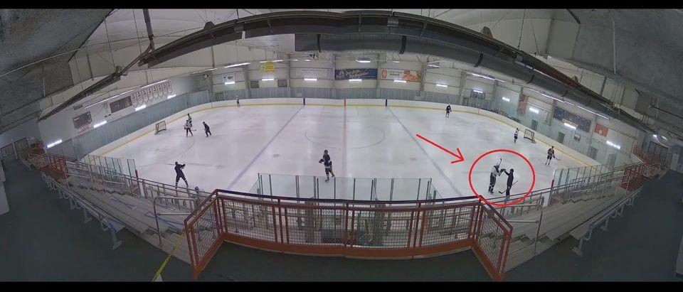 Mike Poloncarz fist bump (YouTube/Screenshot)