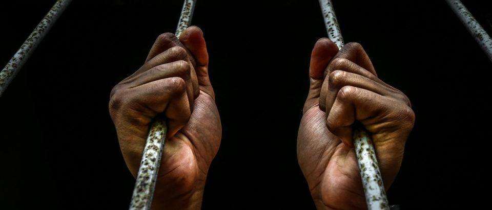 Prisoner Locked Up