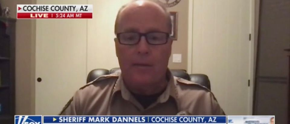 Sheriff Mark Dannels