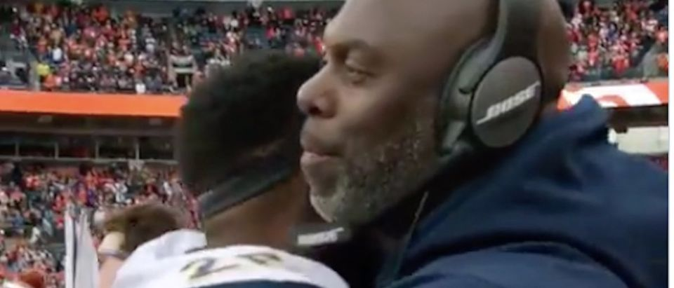 Chargers Anthony Lynn Video