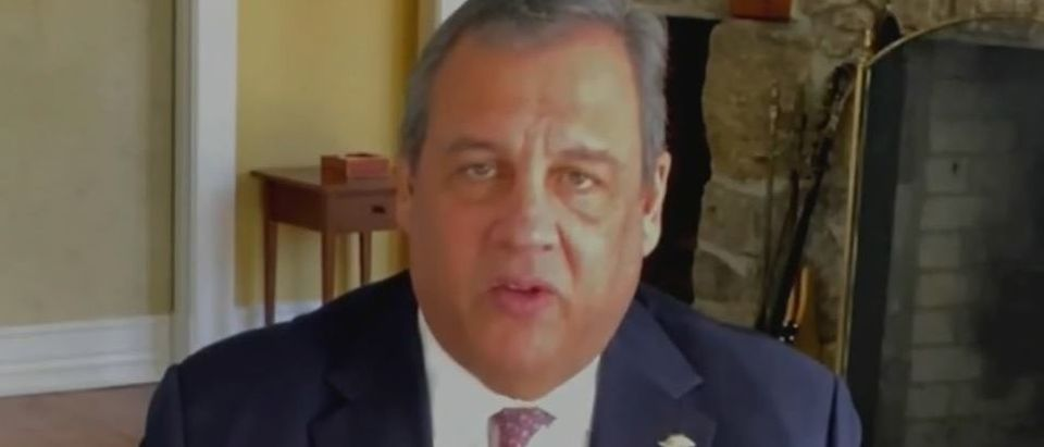 Chris Christie discusses Republicans who continue to make claims about electin (ABC screengrab)