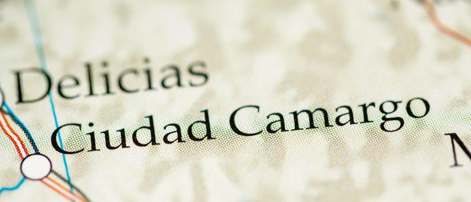 Ciudad Camargo, Mexicon by SevenMaps