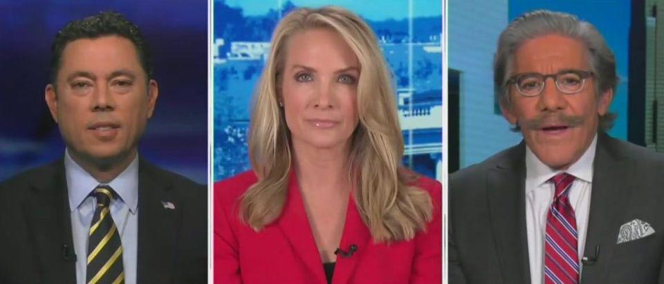Geraldo Rivera says Trump 'rhetoric' to blame for riot (Fox News screengrab)