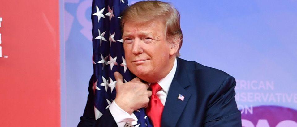 TOPSHOT-US-POLITICS-CONSERVATIVES-CPAC