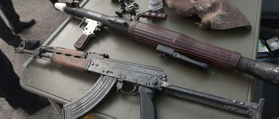Kalashnikov and RPG