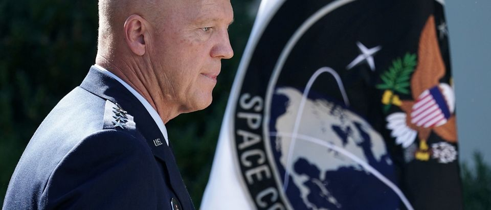 President Donald Trump Announces Establishment Of The U.S. Space Command