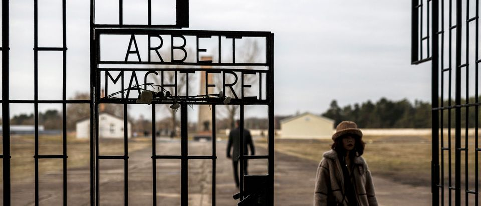 Germany Commemorates The Victims Of The Holocaust On The 75th Anniversary Of The Liberation Of Auschwitz
