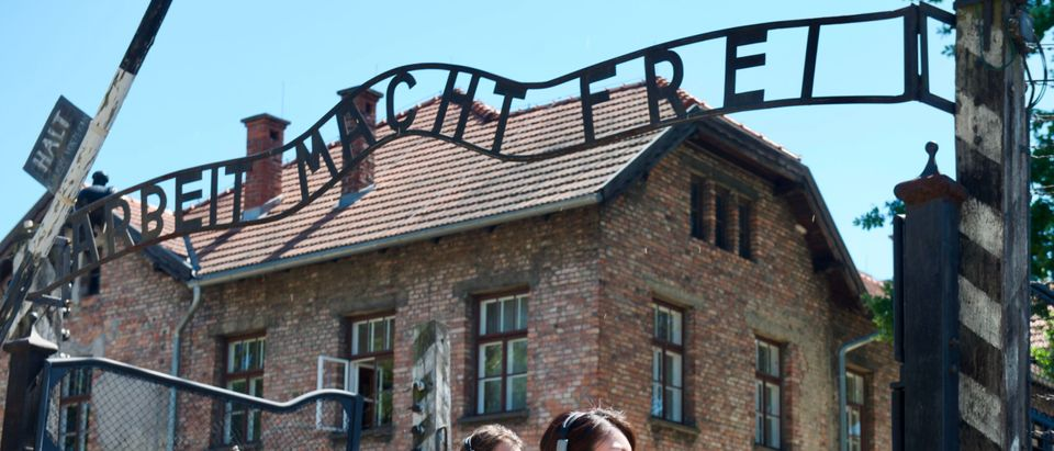 Memorial site of the former German Nazi death camp Auschwitz in Oswiecim