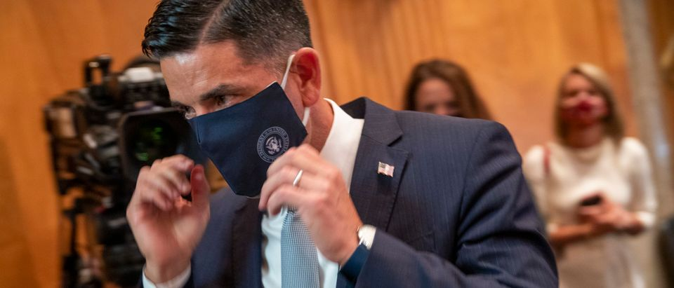 Senate Homeland Security Committee Considers Chad Wolf To Be DHS Secretary