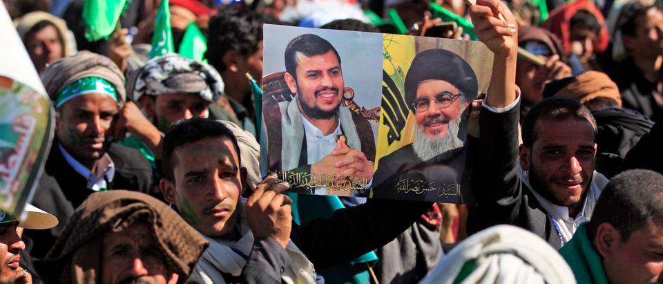 Pro-Houthi Yemenis
